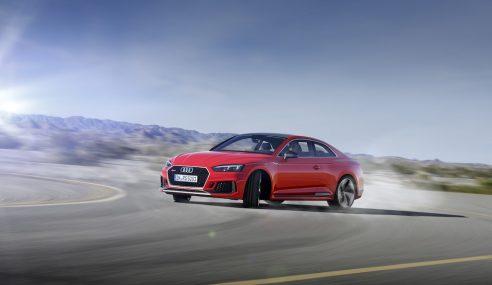 Nouvelle Audi RS5 – Un V6, deux turbos et 450 chevaux