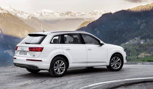 Détaillons le nouvel Audi Q7