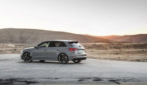 Audi RS3 Sportback : le mélange parfait