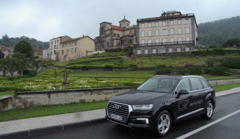 Essai Audi Q7 e-tron quattro : la force tranquille