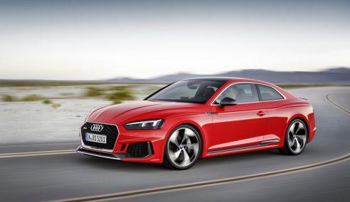 Audi RS5 – Rien à prouver