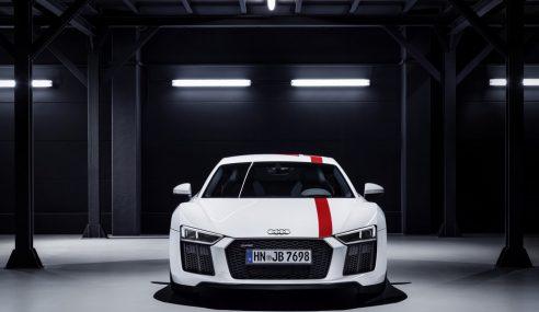 Audi R8 RWS : un V10 purement passionnel