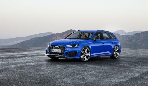 Audi RS4 Avant : la digne héritière