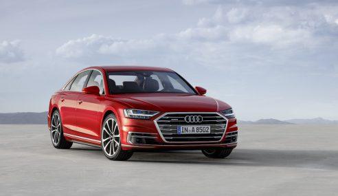 Nouvelle Audi A8 – Vorsprung #AudiA8week