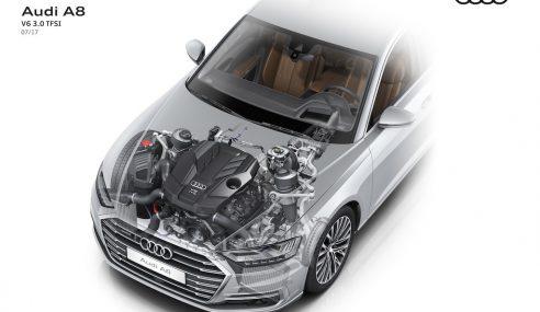 Nouvelle Audi A8 – Hybride et dynamique #AudiA8week