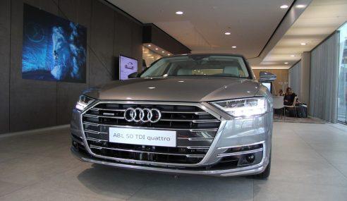 Découverte de la nouvelle Audi A8 L : pincez-moi !