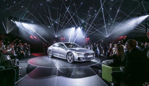 Nouvelle Audi A7 Sportback : grand tourisme personnifié