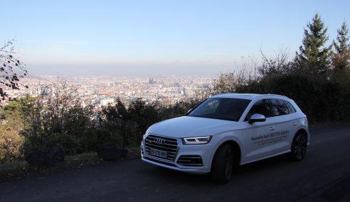 Essai Audi SQ5 3.0 TFSI quattro – Double personnalité