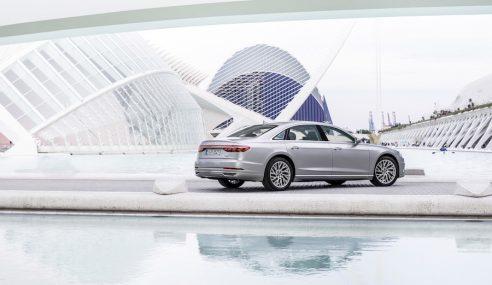 Audi A8L : vous reprendrez un peu de technologie ?