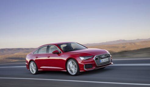 Nouvelle Audi A6 : la classe affaires réinventée