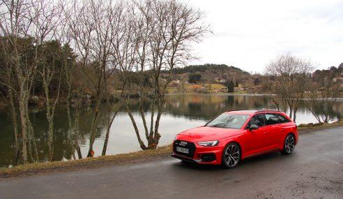 Essai Audi RS4 Avant : j'ai envie d'acheter un break