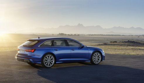 Nouvelle Audi A6 Avant : un break, un grand coffre et du style