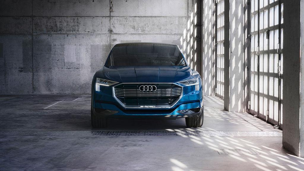 Audi lancera son premier modèle 100% électrique fin 2018
