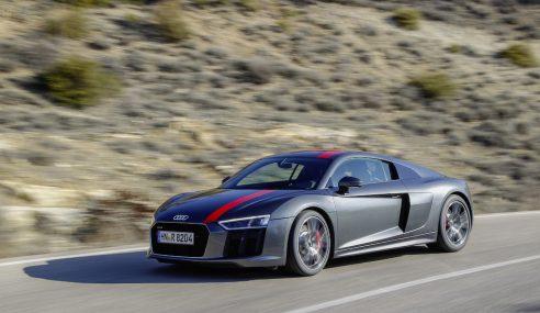 Audi R8 RWS : retour sur ce modèle inattendu