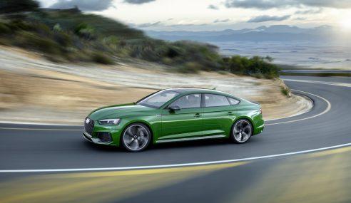 Audi RS5 Sportback : le chaînon manquant