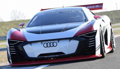 Audi e-tron Vision Gran Turismo : aux frontières du réel