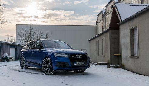 Audi SQ7 : pari réussi