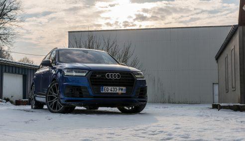Essai : Audi SQ7