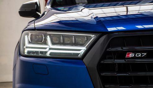 Audi SQ7 TDI : la surprise de Genève