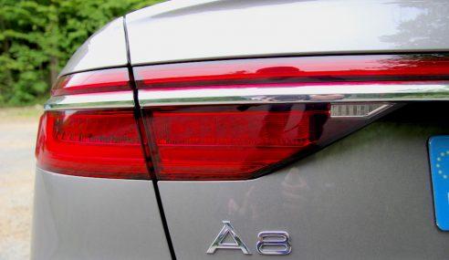 Prise en main Audi A8 : j'en rêve encore