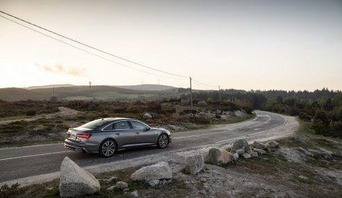Nouvelle Audi A6, sécurité, sérénité