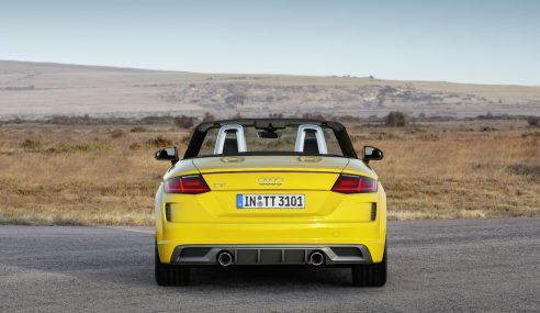 Audi TT : restylage discret