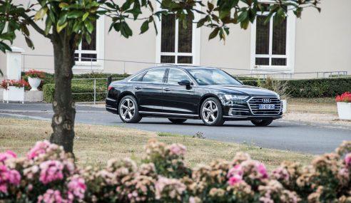 Essai Audi A8 50 TDI quattro – Partie 2 – La technologie