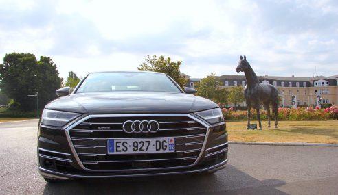 Essai Audi A8 50 TDI quattro – Partie 1 – Design, luxe et confort
