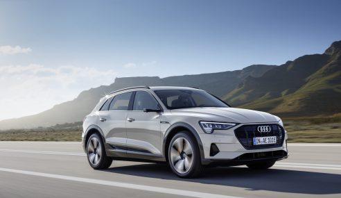 Nouvelle Audi e-tron quattro : le SUV électrique réinventé