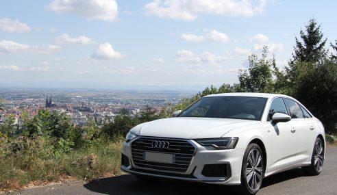 Essai – Audi A6 45 TDI quattro : business class dynamique