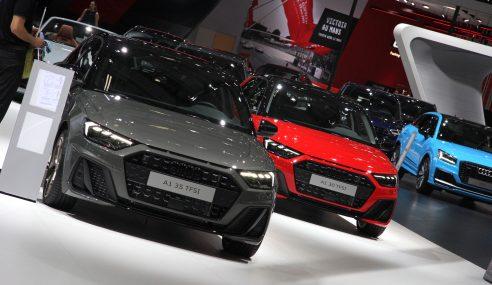 Mondial de l'Auto 2018 : retour sur les nouvelles Audi A1 et Q3
