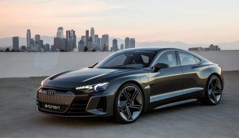 Audi e-tron GT concept – Le voyage avec style