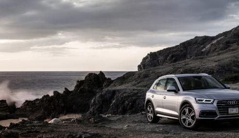 Une pluie de récompenses pour Audi