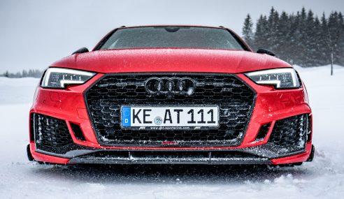 Audi RS4+ Avant par ABT Sportsline