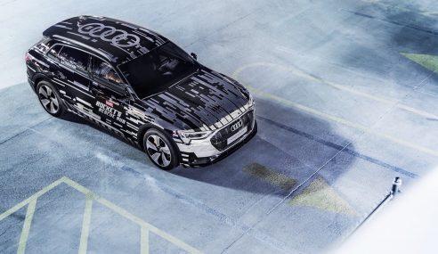 Audi montre le futur de l'automobile au CES de Las Vegas