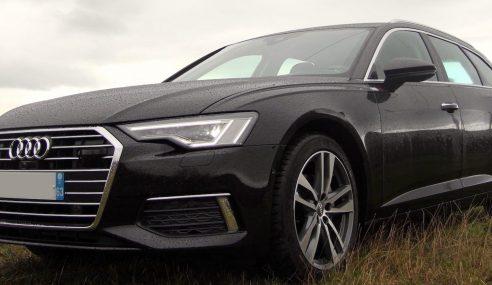 Essai – Audi A6 Avant 40 TDI – Cohérente et confortable