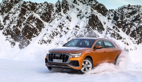 Deux nouveaux coeurs pour l'Audi Q8