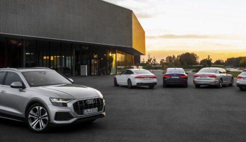 Audi démarre 2019 avec force