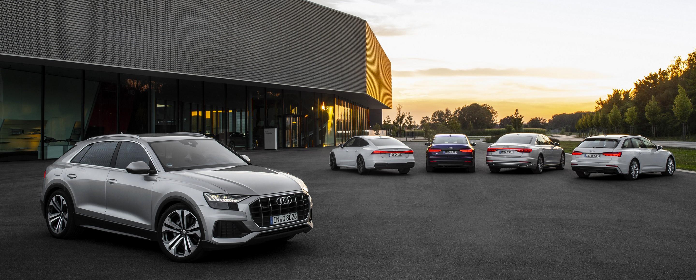 Audi Q8 et autres modeles