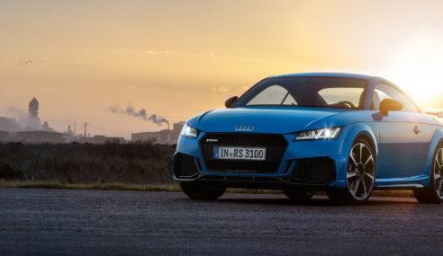 Audi TT RS 2019 : restylage réussi