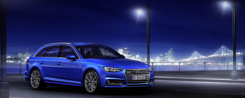 Audi A4 Avant - 3/4 Avant