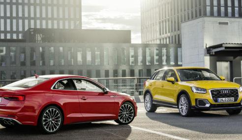 """Audi est reconnue comme """"meilleure marque toutes classes confondues"""""""