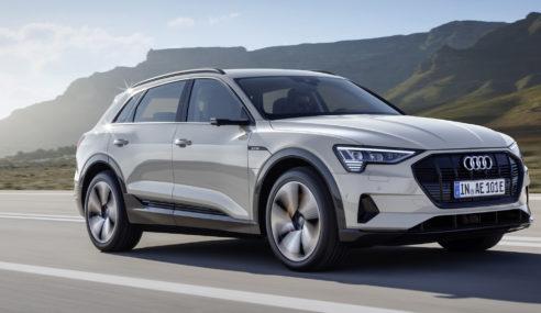 Audi e-tron quattro : gestion de l'énergie optimale