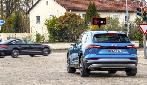 Audi vous permettra d'avoir tous les feux au vert