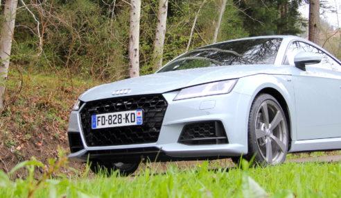 Essai – Audi TT «20 years» – Où est le bon de commande ?