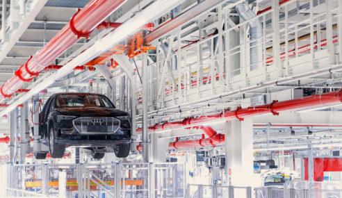 Audi forme ses techniciens en réalité virtuelle