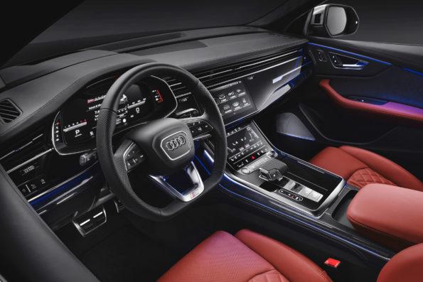 Full intérieur Audi SQ8