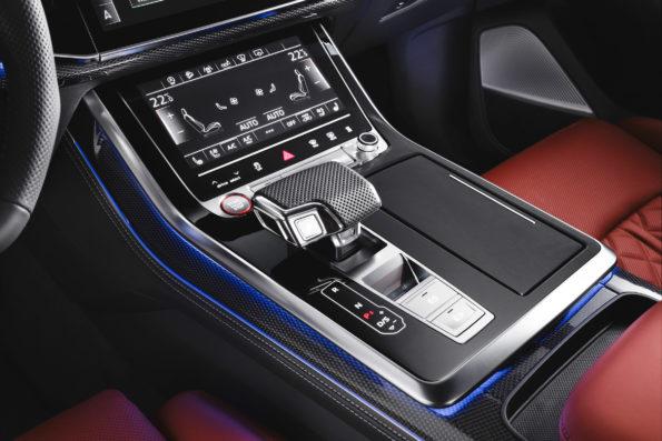 Central Audi SQ8