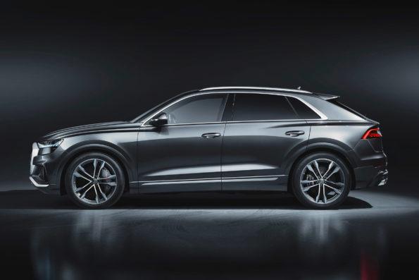 Profil Audi SQ8