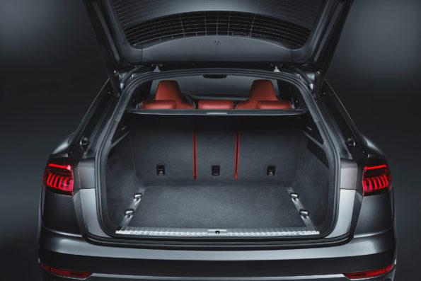 Coffre Audi SQ8
